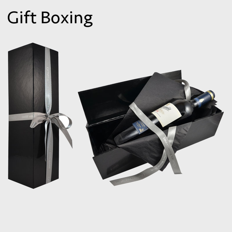 Take a look at our gift wrapping and gift boxing.