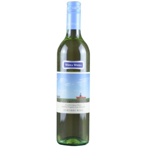 Wirra Wirra Scrubby Rise Sauvignon Blanc Semillon Viognier 2012