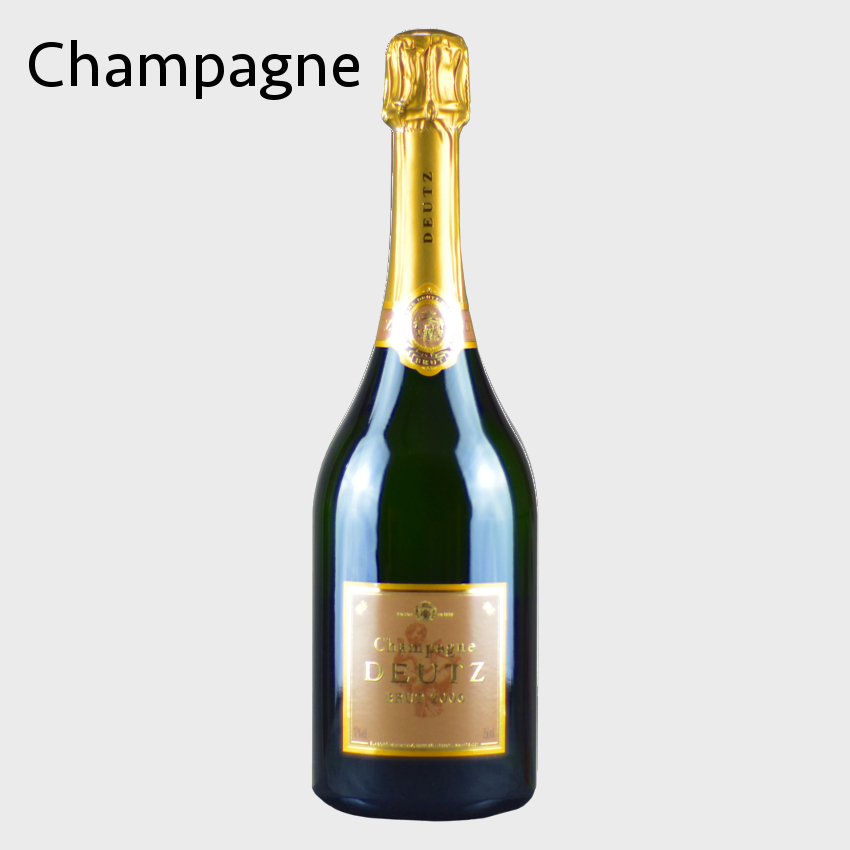 Take a look at our range of Champagnes.