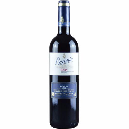 Beronia Reserva 2012 DOCa Rioja