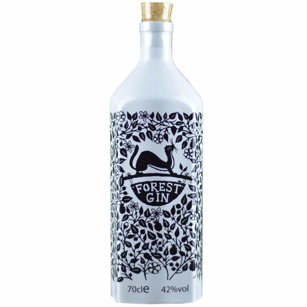 Forest Gin, Premium London Dry Gin