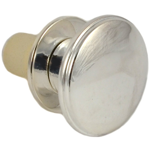 Luxery Silver Plated Wine Bottle Stopper