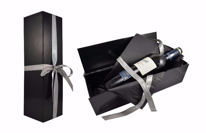 Example of our gift wrapping and boxing
