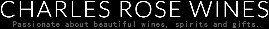 Charles Rose Wines, site logo.