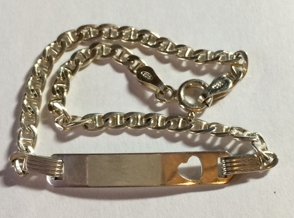 Silver Bracelet  (sb12)