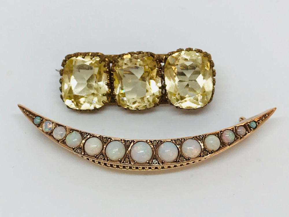 Brooch (Antique)