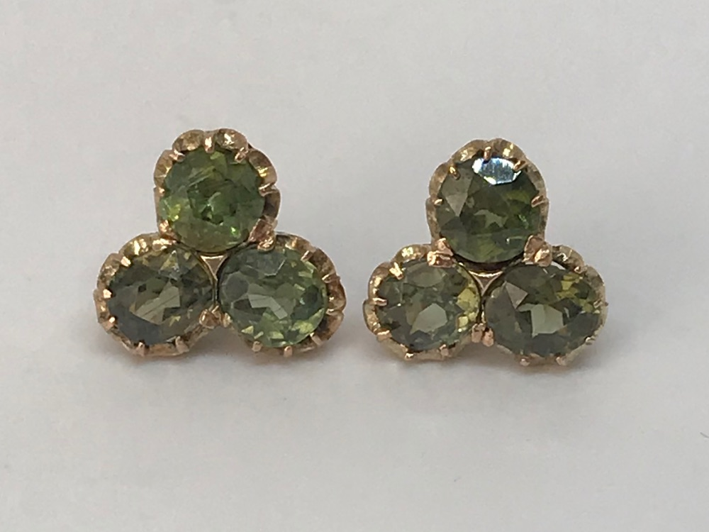 Earrings (Antique and Vintage)