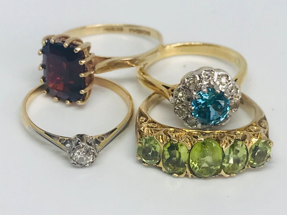 Rings (Pre-loved)