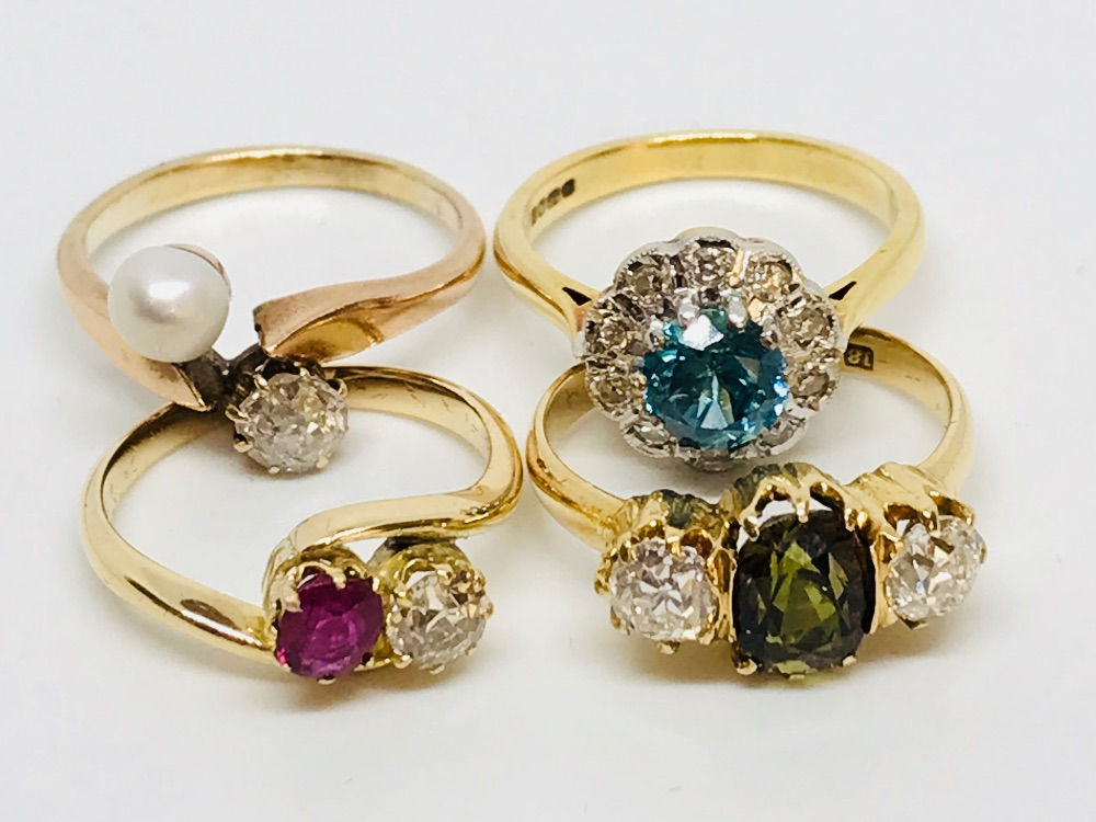 Rings  (Antique and Vintage)