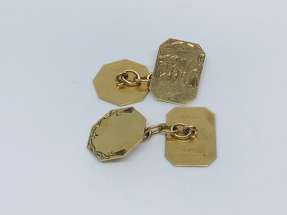 Cufflinks and Tie pins
