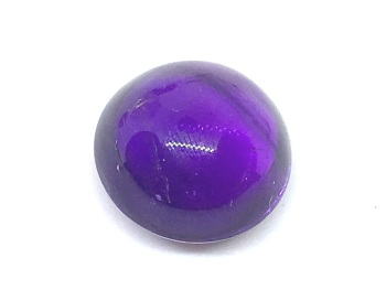 Amethyst Round Cabochon 9.43cts 13mm round        Amy0003