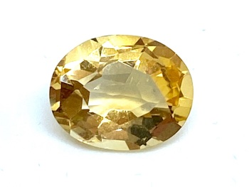 Citrine Oval Mixed Cut 4.22ct 12.5mm x 10mm Cit003