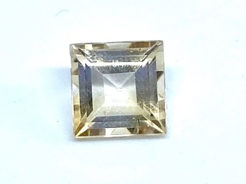 Citrine 2.27cts 7.5mm Square Cut  Cit005