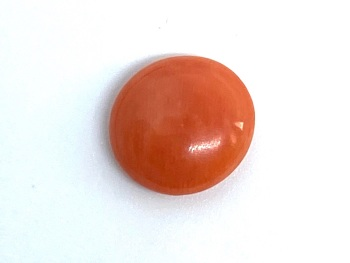 Coral Round 3.32cts  11mm Cor003