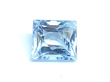 Aquamarine  Square 1.44cts  7mm x 6.2mm Aqu009