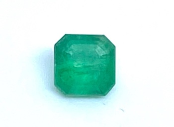 Emerald  Square 4.5mm   0.45cts    Eme001