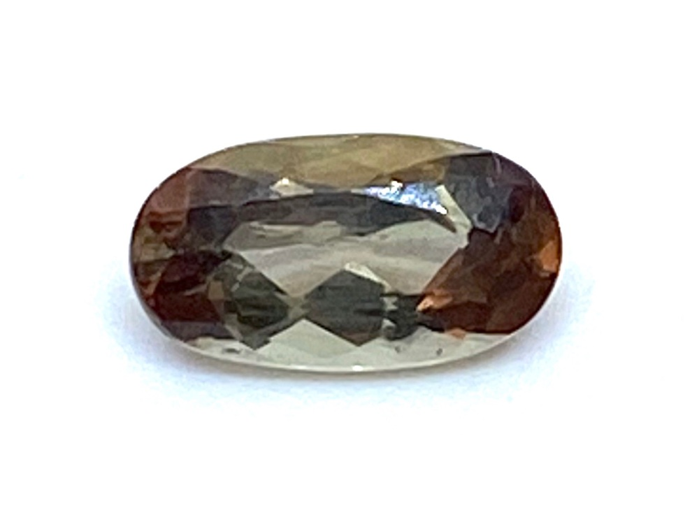 Andalusite Oval 1.02ct  9mm x 5mm  And004
