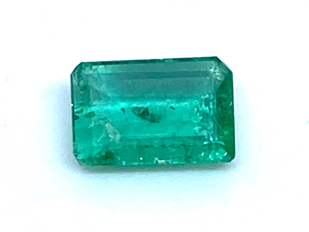 Emerald  Octagon 6mm x 4mm   0.50cts    Eme023