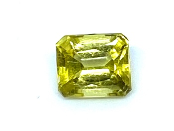 Tourmaline Yellow 1.27cts Tou021