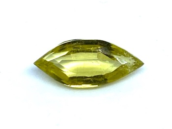 Tourmaline Yellow 1.44cts  Tou023