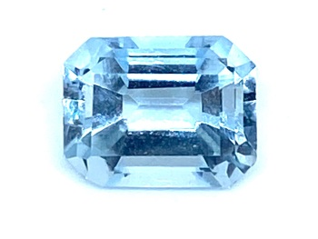 Aquamarine  Antique Cut 2.19cts 9mm x 7mm   Aqu0011