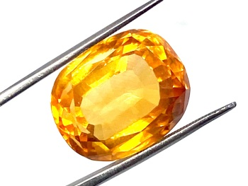 Large Oval Citrine 29.70cts  20mm x 16.2mm Cit012