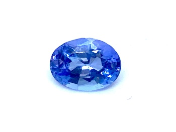 Tanzanite  Oval  0.82cts  7mm x 5.2mm   Tan004