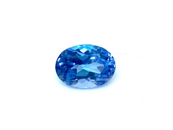 Tanzanite  Oval  0.84cts  6.8mm x 5mm   Tan006