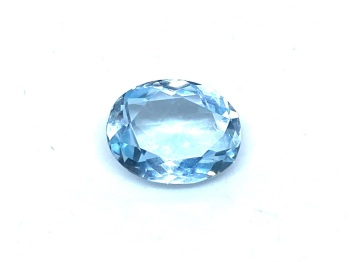 Aquamarine  Oval  1.66cts    9mm x 7mm   Aqu026