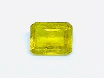 Tourmaline Yellow 2.63cts Tou033