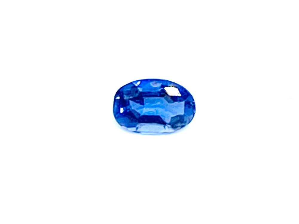 Tanzanite  Oval  0.32cts  5.8mm x 4mm   Tan007