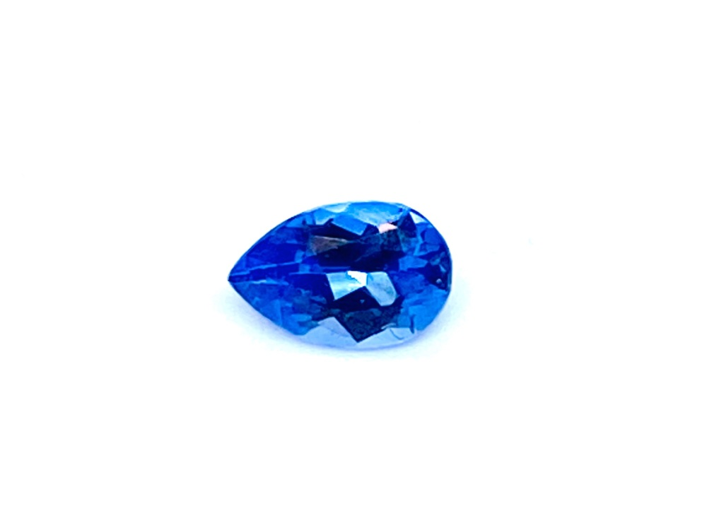 Tanzanite  Oval  0.38cts  5.9mm x 3.9mm   Tan009