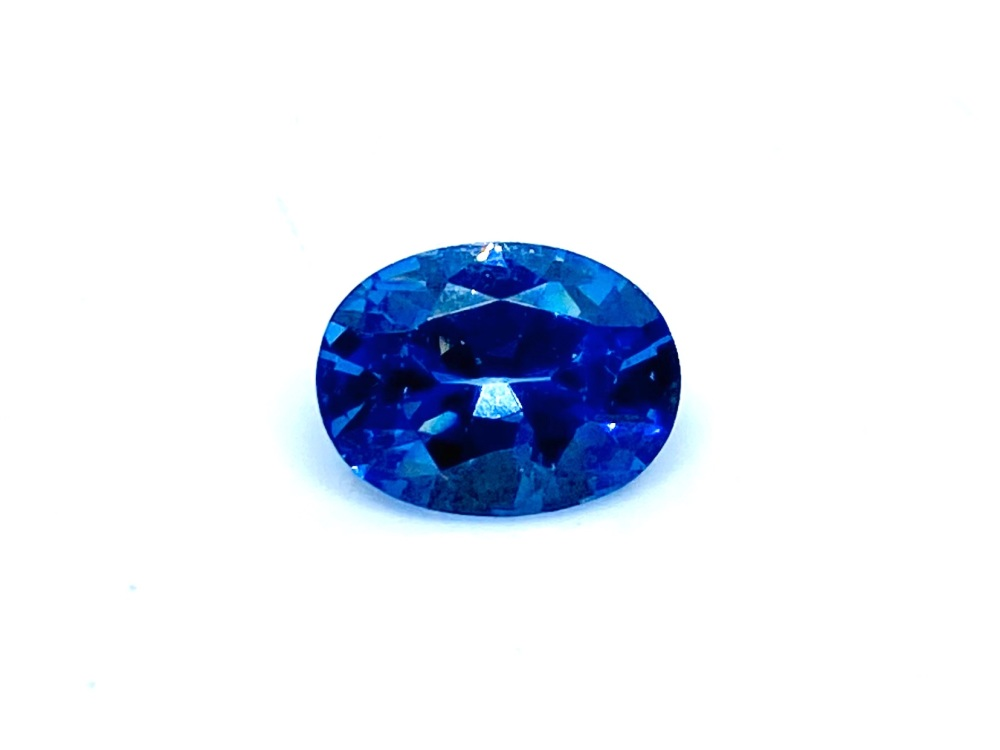 Tanzanite  Oval Cut  1.96cts  8mm x 6mm   Tan030