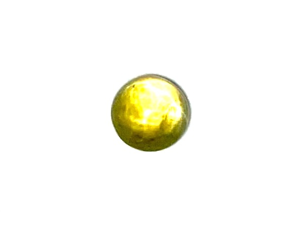 Chrysoberyl Cats Eye  Round 5mm    0.80cts    Chr005