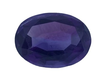 Amethyst Oval 7.77cts 15mm x 11mm  Amy0004