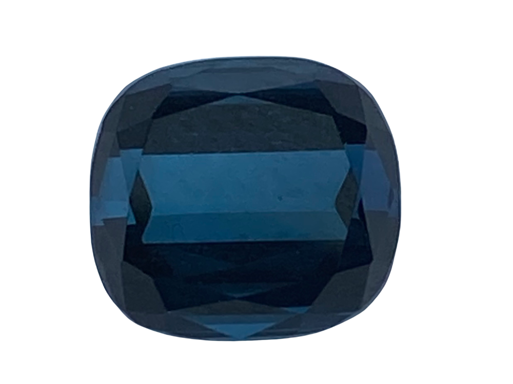 Tourmaline Top Blue   3.13cts  Tou026