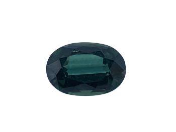 Tourmaline Green   7.5mm x 5mm   1.11ct   Tou039
