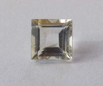 Citrine 2.27cts 7.5mm Square Cut  W00421