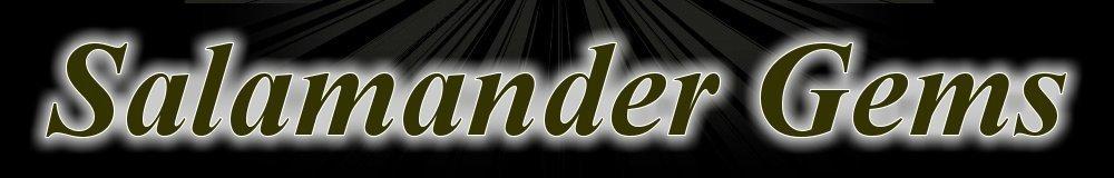 Salamander Gems, site logo.