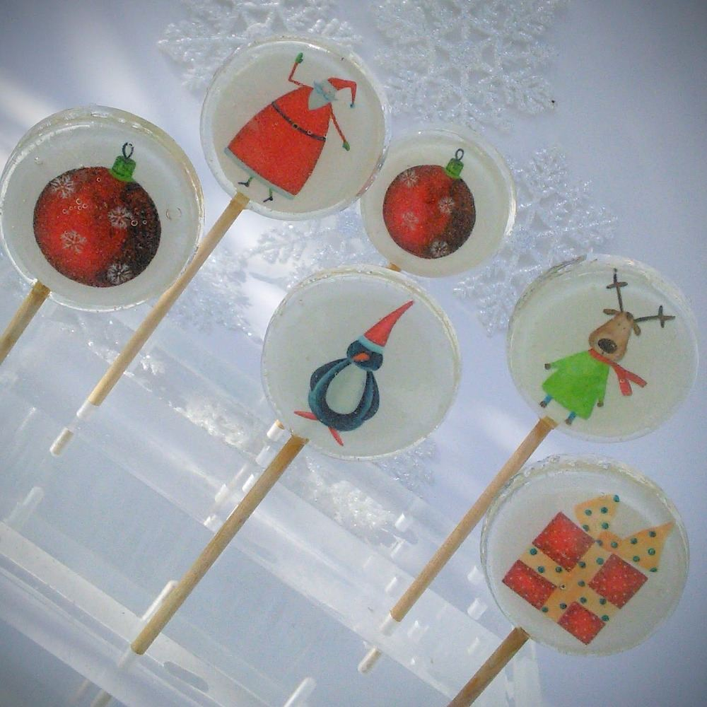 <!--001-->Christmas Lollipops and Stocking Fillers