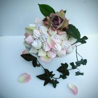 Gorgeous rose decoration