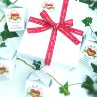Gourmet Marshmallow Christmas Gift Box.