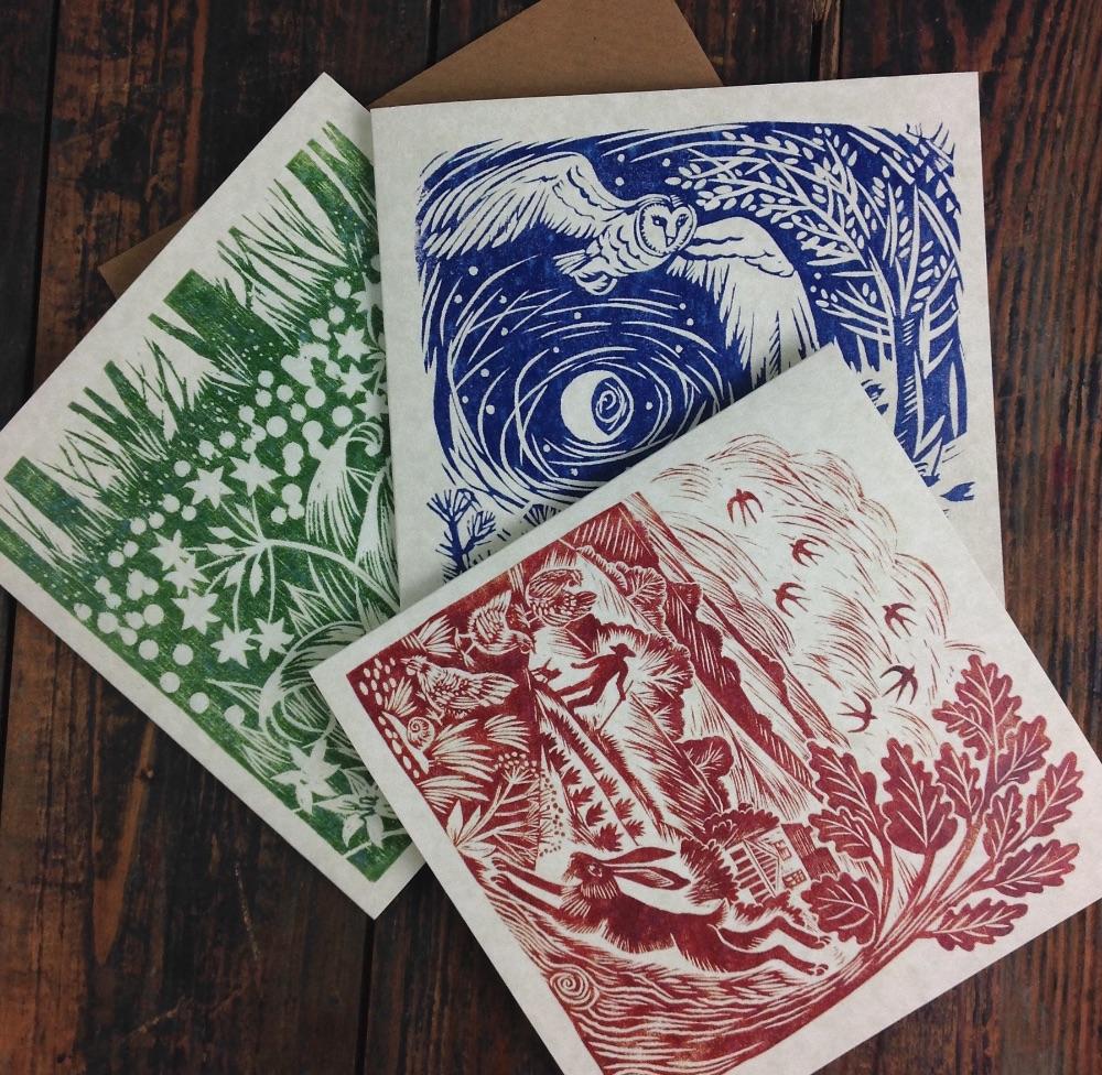 <!-- 002 -->parchment cards