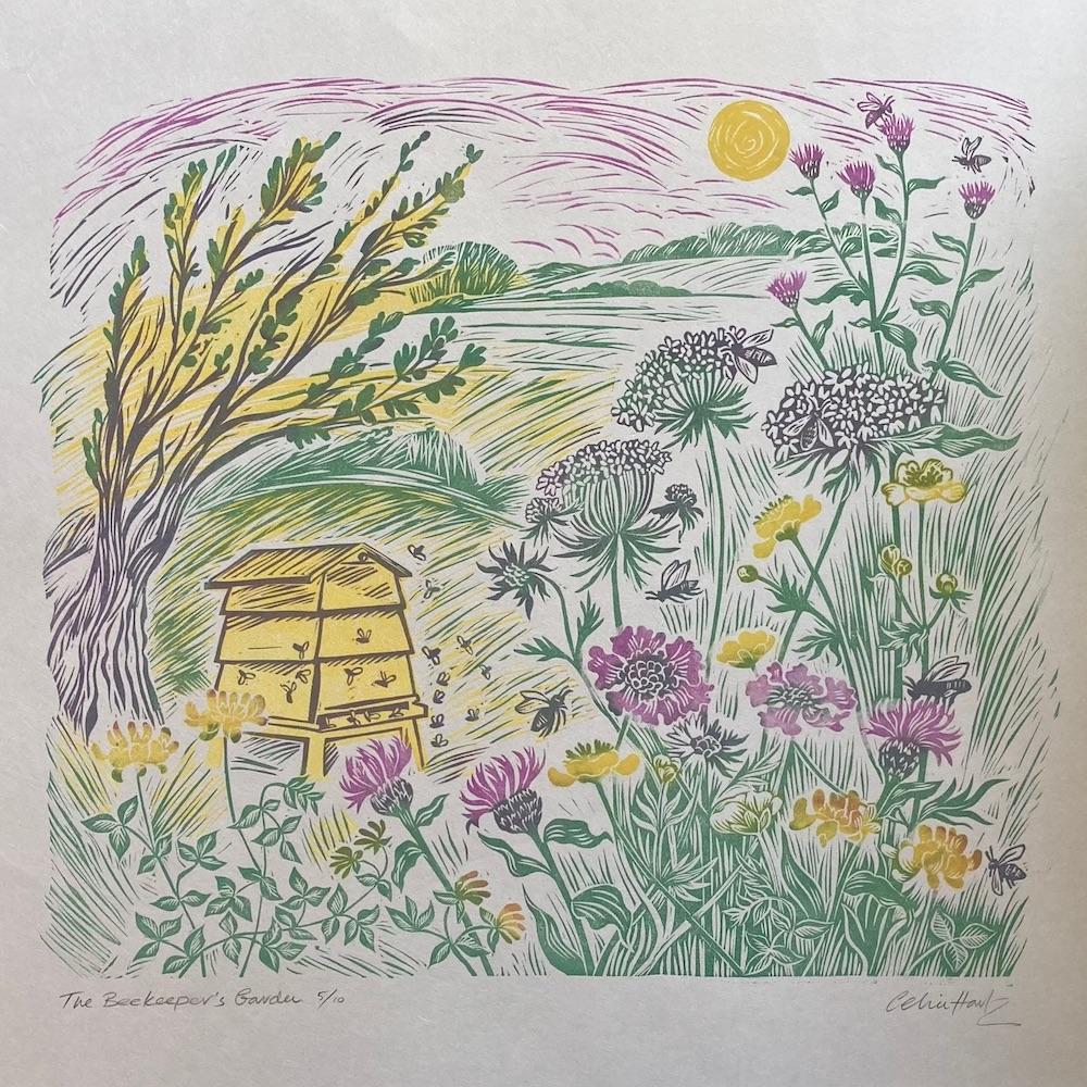 The Beekeeper's Garden