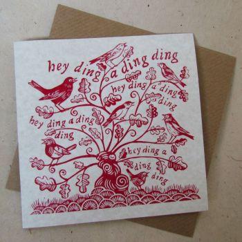 when birds do sing (red)