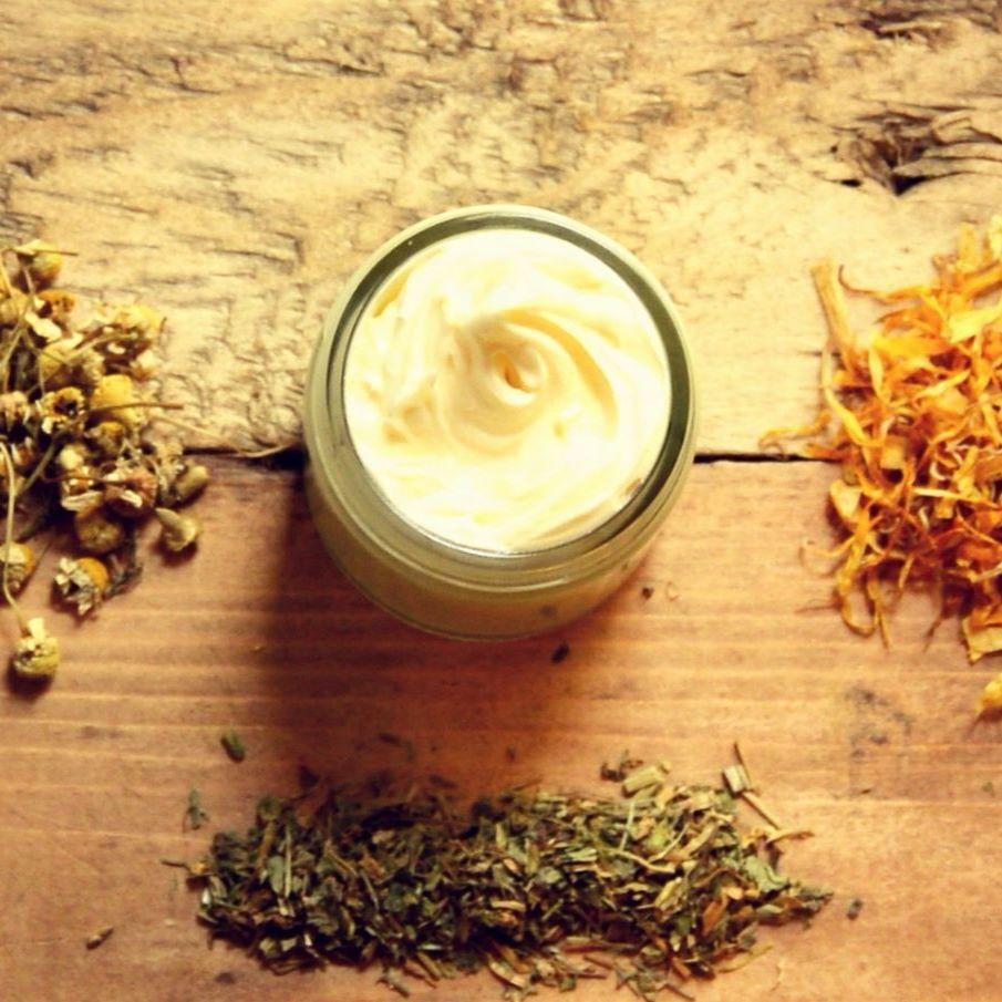 Gentle Eczema Body Butter