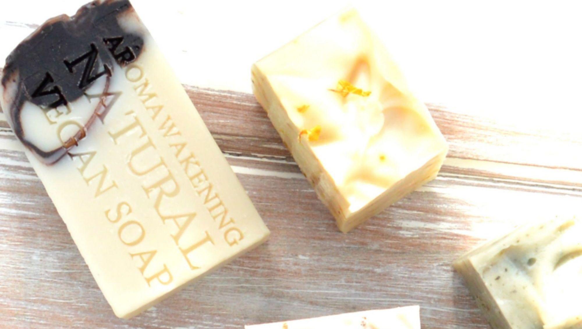 handmade vegan soap NOTHS