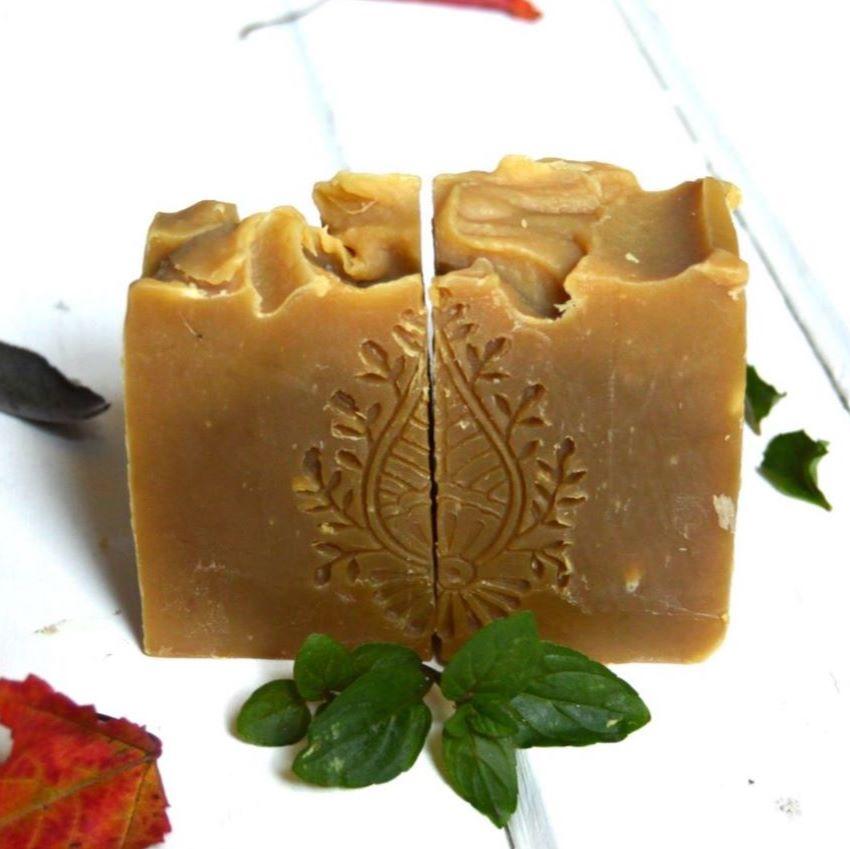 Moroccan Mint Solid Shampoo Bar