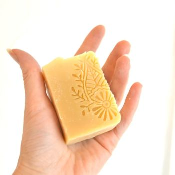 Hemp & Honey Solid Shampoo Bar
