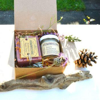 Gift Set Soap & Balm